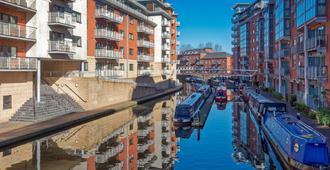 Crowne Plaza Birmingham City Centre - Birmingham - Outdoor view