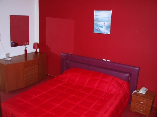 國王酒店 - 卡蘭帕卡 - 卡蘭巴卡 - 臥室