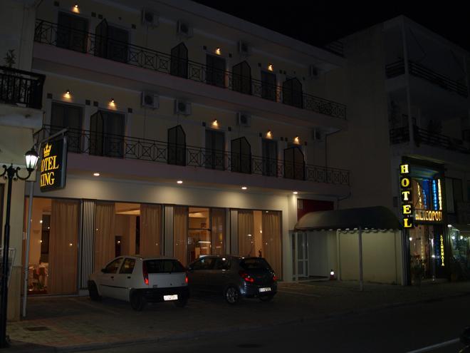 國王酒店 - 卡蘭帕卡 - 卡蘭巴卡 - 建築