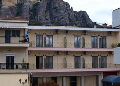 King Lodge - Kalabaka - Building