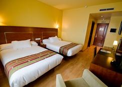 Hotel Andia - Orcoyen - Bedroom