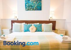 The Dolphin Hotel Exmouth - Exmouth - Schlafzimmer