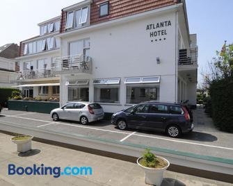 Hotel Atlanta Knokke - Knokke Heist - Edificio