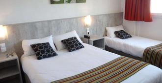 Brit Hotel Bosquet - Carcassonne - Kamar Tidur
