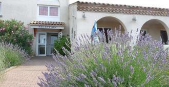 Brit Hotel Bosquet - Carcassonne - Edificio