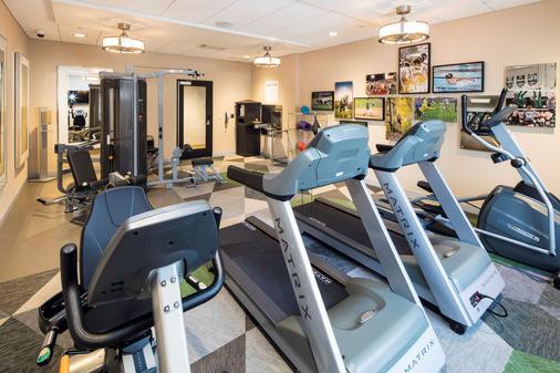 Best Western Plus Franciscan Square Inn & Suites Steubenville - Steubenville - Fitnessbereich