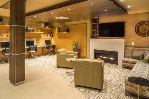 Best Western Plus Franciscan Square Inn & Suites Steubenville - Steubenville - Business Center