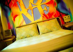 Loove Hotel - Adults Only - Ciudad Nezahualcoyotl - Bedroom