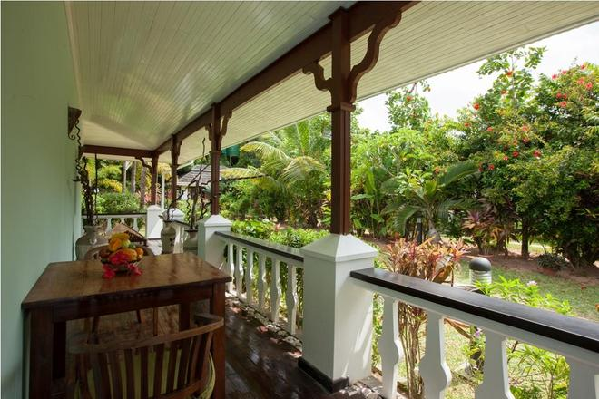 Le Relax Beach Resort - Grand'Anse Praslin - Parveke