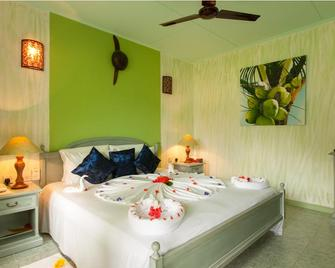 Le Relax Beach Resort - Grand'Anse Praslin - Bedroom