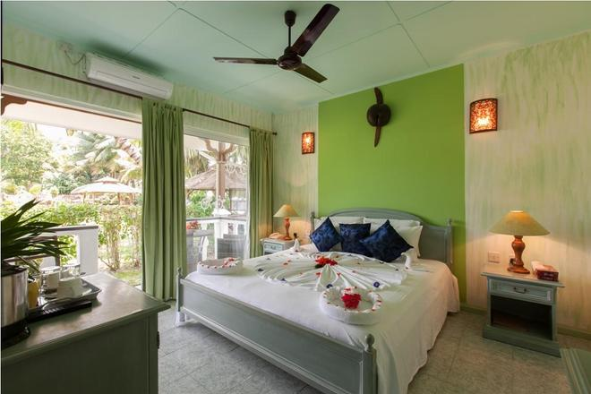 Le Relax Beach Resort - Grand'Anse Praslin - Makuuhuone