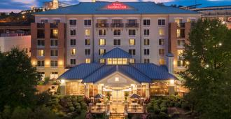 Hilton Garden Inn Chattanooga Downtown - Chattanooga - Building