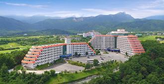 Hyundai Soo Resort Sokcho - Sokcho - Gebäude