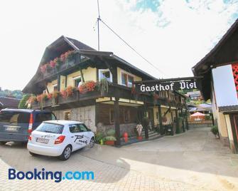 Gasthof Pisl - Krumpendorf - Gebouw
