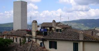 Primavera Mini Hotel - Perugia - Outdoor view