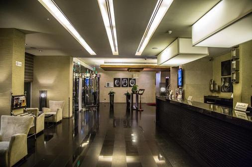 Saffron Boutique Hotel - Dubai - Bar