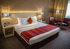 Saffron Boutique Hotel - Dubai - Bedroom