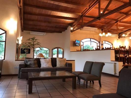 Mirador del Tafí Hotel - Tafí del Valle - Sala de estar