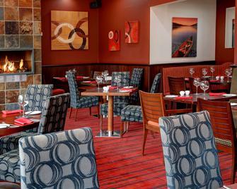 Best Western The Hilcroft Hotel West Lothian - Bathgate - Restaurace