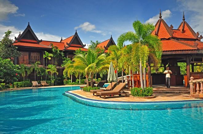 Sokhalay Angkor Residence and Spa - Siem Reap - Pool