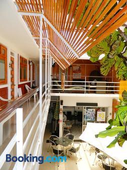 Hostal Jardin Del Sol - Arica - Balcón