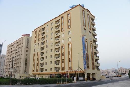 Frsan Plaza - Manama - Rakennus