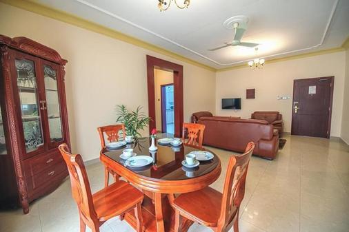 Frsan Plaza - Manama - Ruokailuhuone