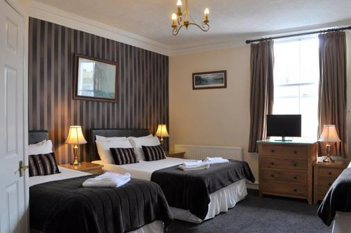 Castle View Guest House - Edinburgh - Bedroom