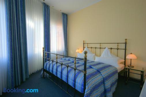 瓦爾納明德庫派克酒店 - 羅斯托克 - 羅斯托克 - 臥室