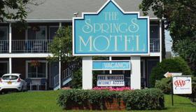 The Springs Motel - Saratoga Springs - Building