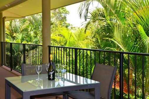 Arlia Sands Apartments - Hervey Bay - Parveke