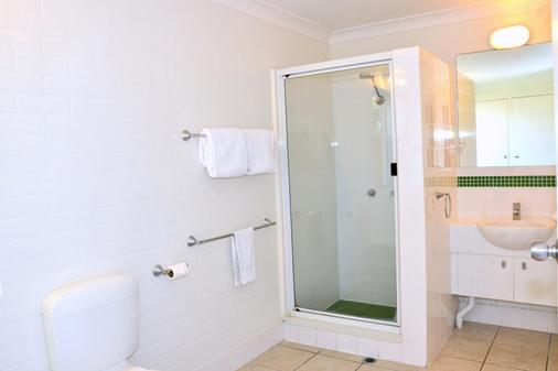 Arlia Sands Apartments - Hervey Bay - Kylpyhuone