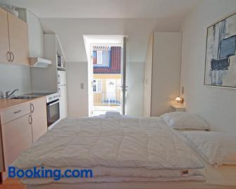 Hotel Strandvejen Apartment 1 - Skagen - Slaapkamer