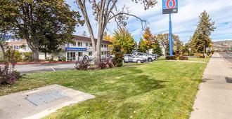 Motel 6 Yreka - Yreka - Edificio