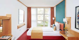 Living Hotel am Olympiapark - מינכן - חדר שינה