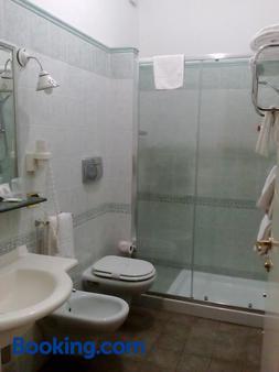 Hotel Centrum - Catania - Bathroom