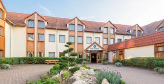 Best Western Hotel Erfurt-Apfelstädt - Érfurt - Edificio