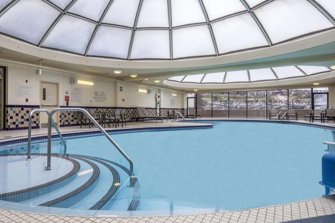 Doubletree by Hilton Hotel & Suites Pittsburgh Downtown - Pittsburgh - Pool