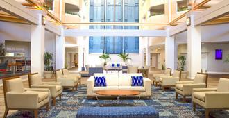 Southbank Hotel Jacksonville Riverwalk - ג'קסונוויל - טרקלין