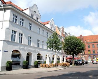 Schweriner Hof - Stralsund - Building