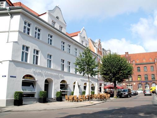 Schweriner Hof - Stralsund - Toà nhà