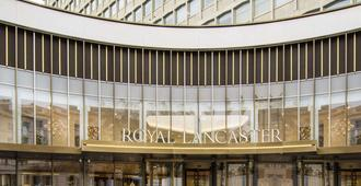 Royal Lancaster London - Lontoo - Rakennus