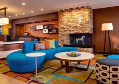 Fairfield Inn and Suites by Marriott Meridian - Meridian - Lounge
