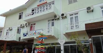 Hostel Canasvieiras - Florianópolis - Edificio