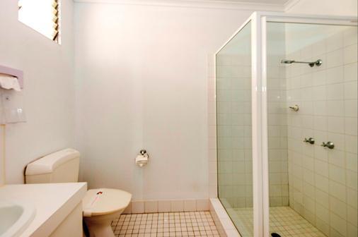 中部城市汽車旅館 - 麥凱 - 麥凱 - 浴室