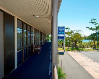 Mid City Motor Inn - Mackay - Building