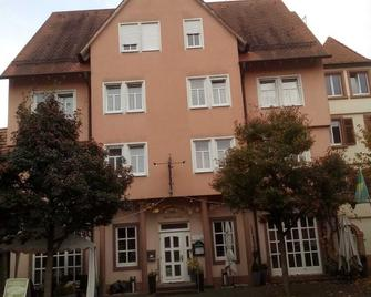 Hotel Loewensteiner Hof Haus am Neuplatz - Wertheim - Building