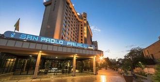 San Paolo Palace Hotel - Palermo - Building