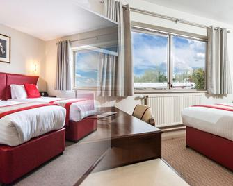 Peartree Lodge Waterside - Milton Keynes - Schlafzimmer