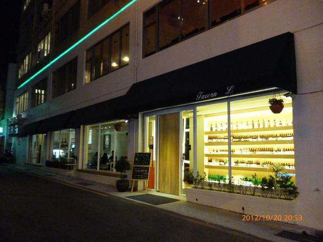 Tavern L Hostel - Tainan - Κτίριο
